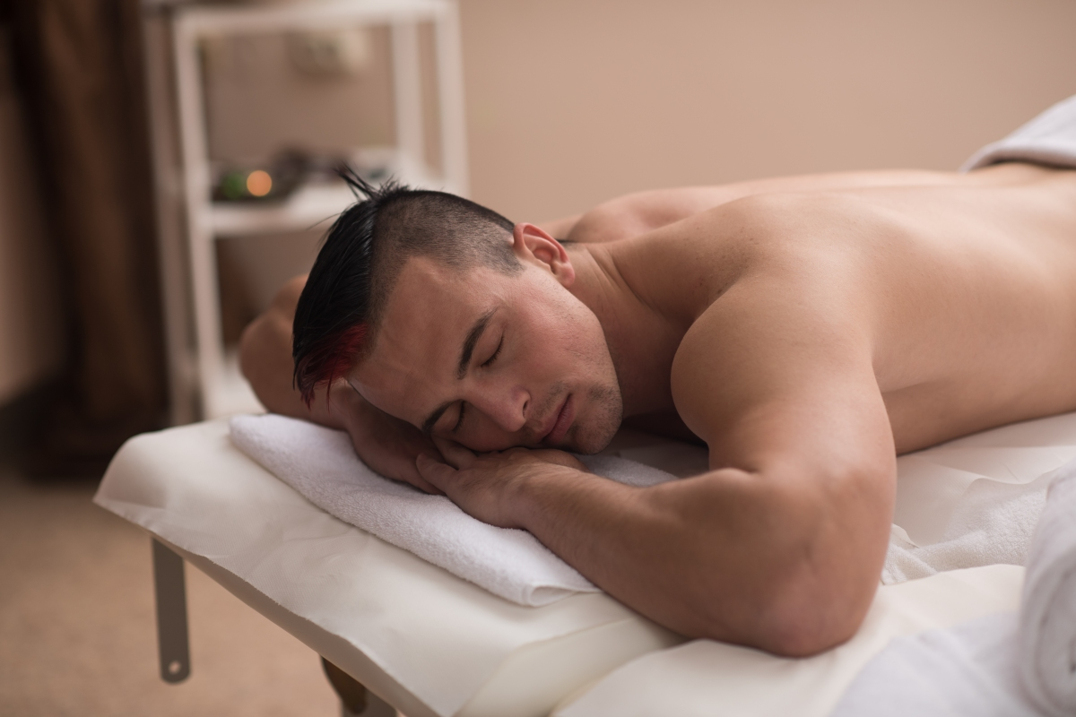 Male Massage Techniques & Benefits